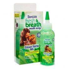 TropiClean Clean Teeth Gel/Box - гель для чистки зубов Тропиклин