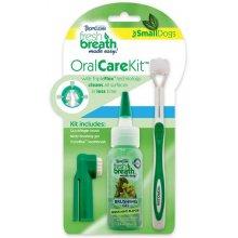 TropiClean Oral Care Kit - набор Тропиклин для ухода за ротовой полостью