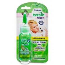 TropiClean Clean Teeth Gel Puppy- гель для чистки зубов Тропиклин для щенков