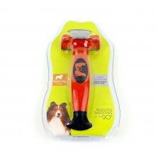 Unhairing Professional De Shedding Tool - фурминатор для собак средних пород с длинной шерстью