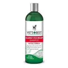 Vets Best Allergy Itch Relief Shampoo - шампунь Вэт Бест для собак при аллергии