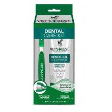 Vets Best Dental Care Kit  - набор Вэт Бест для ухода за ротовой полостью собак
