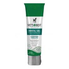 Vets Best Dental Gel Toothpaste - гель Вэт Бест для чистки зубов собак