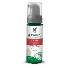 Vets Best Hot Spot Foam - пена Вэт Бест для устранения раздражений и зуда для собак