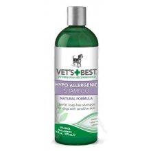 Vets Best Hypo-Allergenic Shampoo - гипоаллергенный шампунь Вэт Бест для чувствительной кожи собак