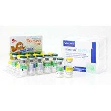 Virbac Canigen DHA2PPi/L - вакцина Каниген DHA2PPi/L для собак