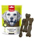 Wanpy Toothbrush Chews Chicken - лакомство Ванпи жевательная зубная щетка для собак