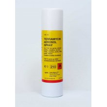 Zoetis Terramycin Spray - спрей Террамицин для обработки ран