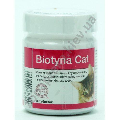 Dolfos Biotyna Cat - витаминно-минеральный комплекс Дольфос для кошек