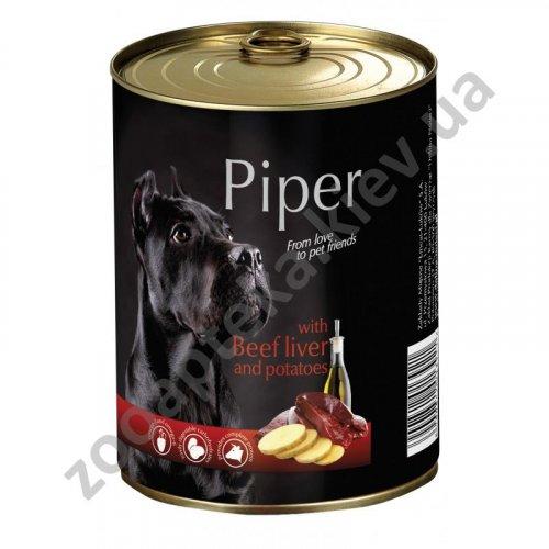 Dolina Noteci Piper Beef, Liver & Potatoes - корм для собак Долина Нотечи с говядиной и печенью