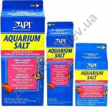 API Aquarium Salt - аквариумная соль АПИ для пресноводных аквариумных рыб