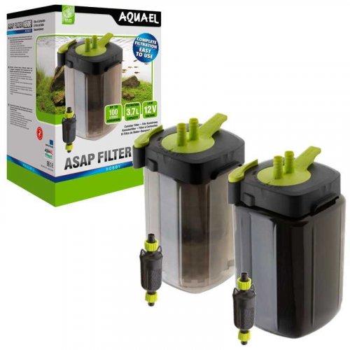 Aquael ASAP 650E/750Е - внешний фильтр Акваэль, модель 650Е и 750Е
