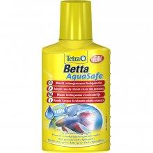Tetra Betta Aqua Safe - препарат Тетра для подготовки водопроводной воды к использованию в аквариуме