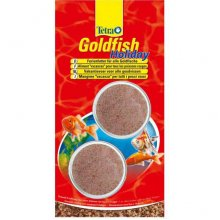 Tetra Goldfish Holiday - корм Тетра для золотых рыбок на выходные