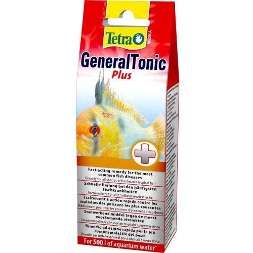 Tetra Medica General Tonic - препарат Тетра против наиболее распространенных болезней рыб