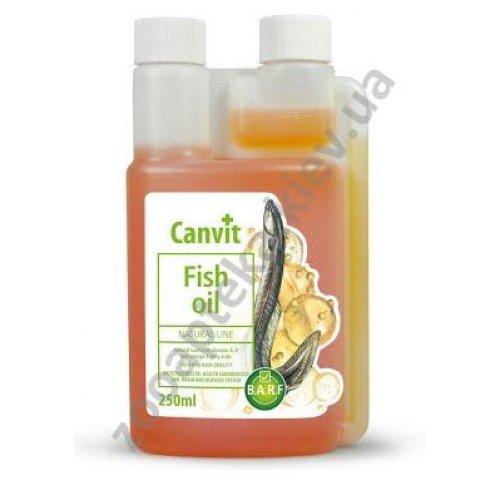 Canvit Fish Oil - пищевая добавка Канвит с жиром из морского угря