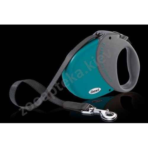 Flexi Comfort Compact 3 Large - рулетка Флекси для собак весом до 60 кг