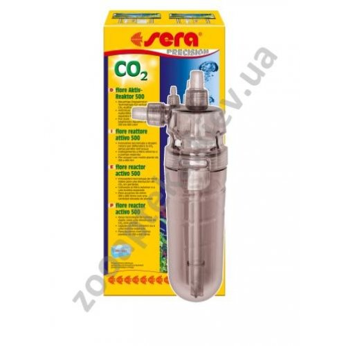 Sera Flore CO2 - Сера CO2 активный реактор для аквариумов