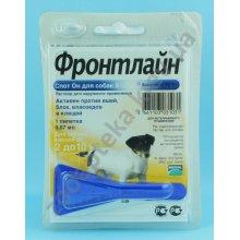 Merial FrontLine Spot On - капли Фронтлайн для собак
