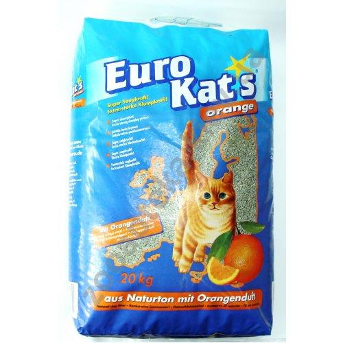 Gimpet Biokats Orange - наполнитель Гимпет Оранж для кошачьего туалета с ароматом апельсина