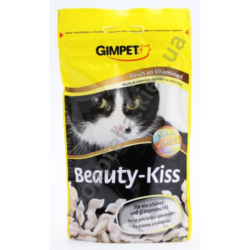 Gimpet Beauty-Kiss - дополнительный корм Гимпет для кошек