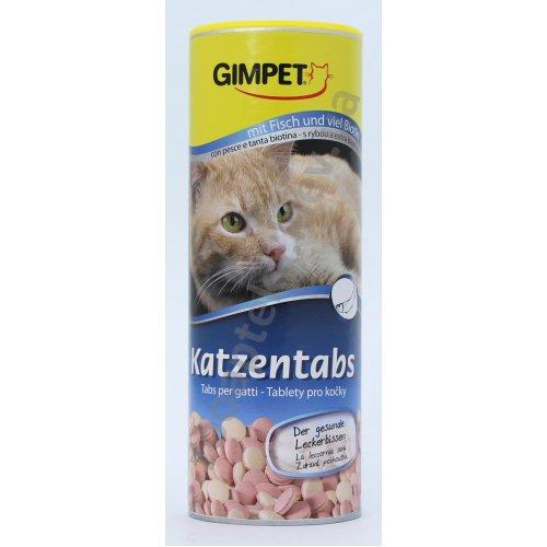 Gimpet - витамины Гимпет с рыбой для кошек