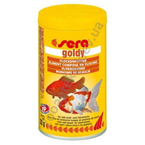 Sera Goldy - Корм Сера для золотых рыбок