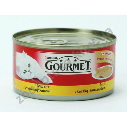 Gourmet Red - паштет Гурмет с уткой и курицей