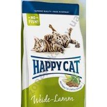 Happy Cat Adult Weide Lamm - Корм Хеппи Кет с ягненком для кошек