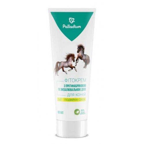 Palladium - фитокрем Палладиум с противоотечным и обезболивающим действием