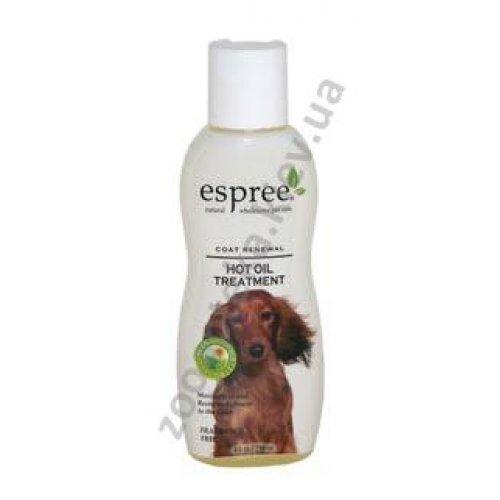 Espree Hot Oil Treatment - теплая маска Эспри для шерсти собак