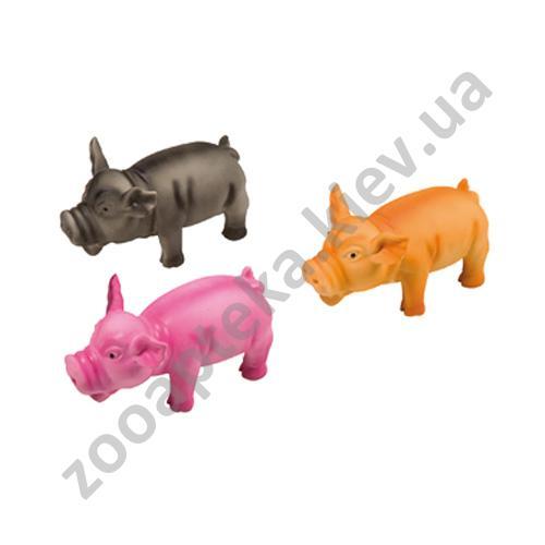 Karlie-Flamingo Swine - хрюкающая свинка из латекса Карли-Фламинго для собак