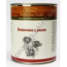 Hubertus Gold Beef Rice - корм Хубертус Голд с говядиной и рисом