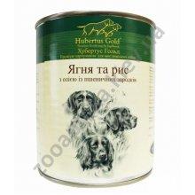Hubertus Gold Lamm Rice - консервы Хубертус Голд с ягненком и рисом для собак