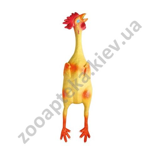 Karlie-Flamingo Сhicken - курица с пищалкой Карли-Фламинго для собак