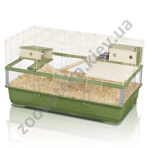 Imac Plexi 100 Wood - клетка Аймак Плекси 100 Вуд для крыс, пластик