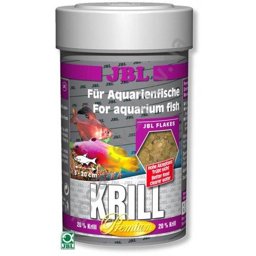 JBL Krill - корм Джей Би Эл из криля для пресноводных и морских рыб