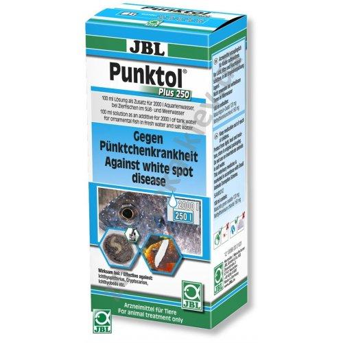 JBL Punktol Plus 250 - средство Пунктол против белых точек и эктопаразитов