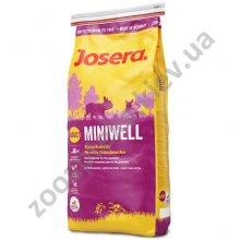 Josera Miniwell - корм Йозера Минивель для взрослых собак мелких пород