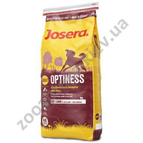 Josera Optiness - корм Йозера Оптинес для взрослых собак средних и крупных пород