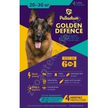 Palladium Golden Defence - капли Палладиум от паразитов для собак крупных пород
