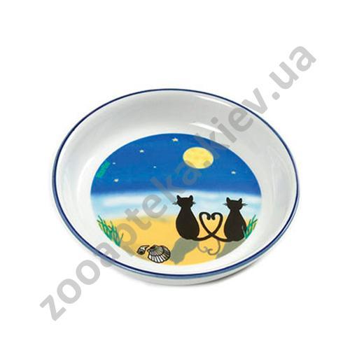 Karlie-Flamingo Cat Moon - миска Карли-Фламинго для кошек