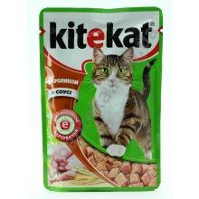 Kitekat - консервы Китекет кролик в соусе