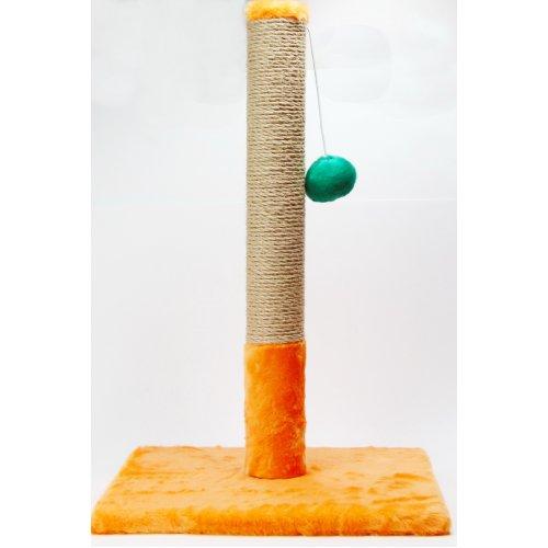 Cristel - когтеточка-столбик на подставке Кристель для кошек
