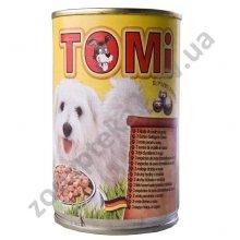 TOMi - консервы ТОМи три вида птицы для собак