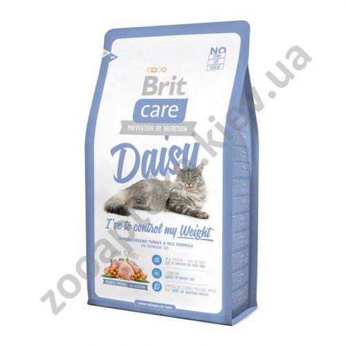 Brit Care Daisy Control Weight - корм Брит для кошек с избыточным весом