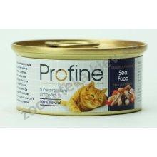 Profine - консервы для кошек Профайн, с морепродуктами