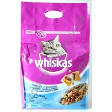 Whiskas - корм Вискас с тунцом