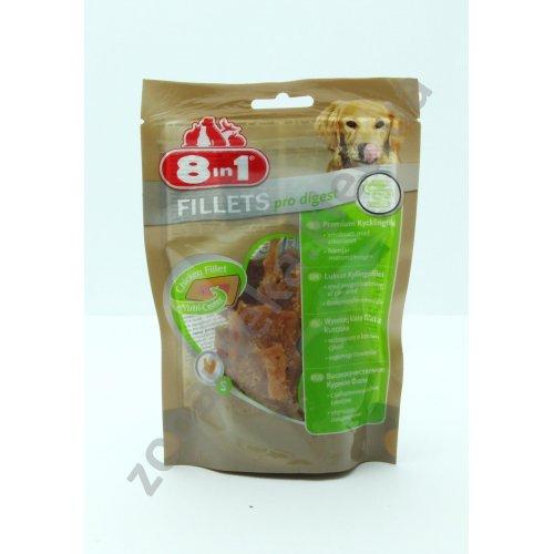 8 in 1 Fillets Pro Digest S - куриное филе 8 в 1 для нормализации пищеварения