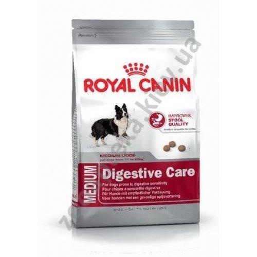 Royal Canin Medium Digestive Care - корм Роял Канин для средних чувствительных собак
